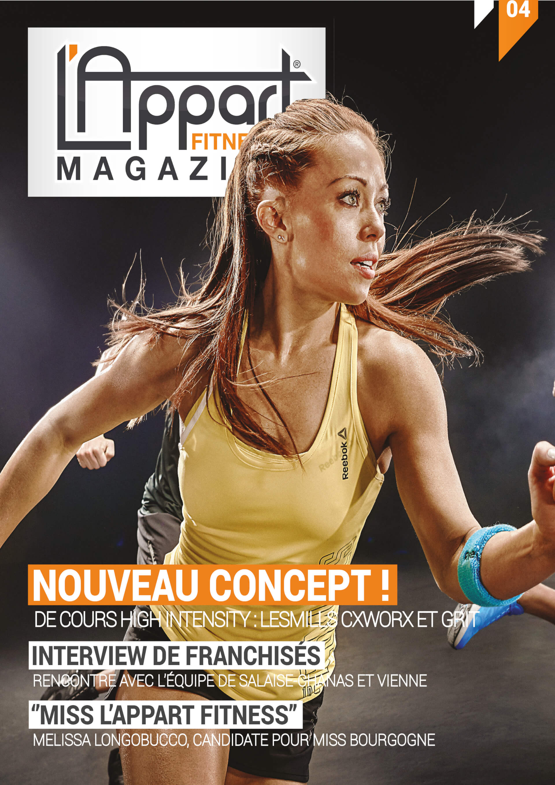 MAGAZINE L'APPART FITNESS N°4