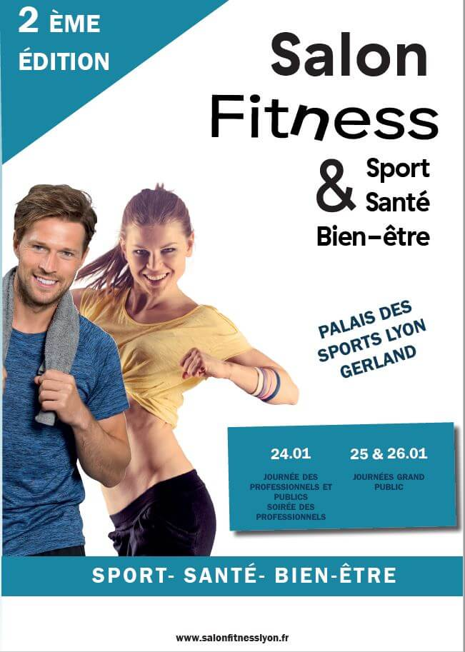 SALON DU FITNESS 2019